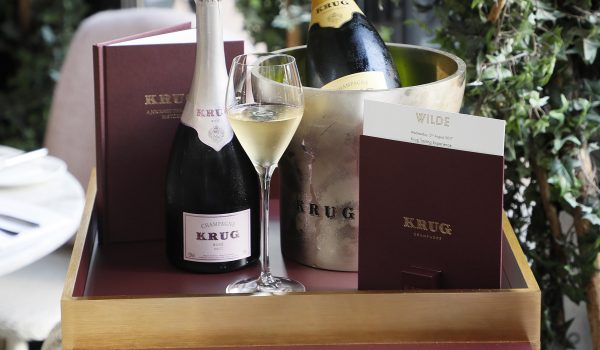 KRUG Dining Experience at WILDE